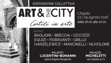 """Art&TheCity – """"Cortili in arte"""""""